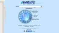 INFOMINE is a virtual library of Internet resources geared at the university level. It is collection of annotated and indexed links, including references to  databases, electronic journals, textbooks, conference proceedings, and disciplinary material published on the Internet.