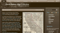 This is a map collection that allows users many experimental and rather innovative browsing formats. The historical map collection has over 22,000 maps and images, and focuses on rare 18th and 19th century North American and South American maps and other cartographic materials.
